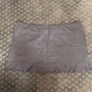 Bathing suit bottom cover